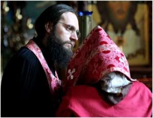 Исповедь перед священником