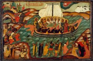 Иконописный образ Церкви