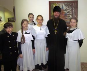 В православной гимназии