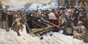 Старообрядцы: Боярыня Морозова