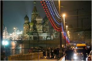 Фото: Убийство Немцова