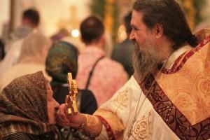 Целование креста