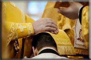 Рукоположение священника