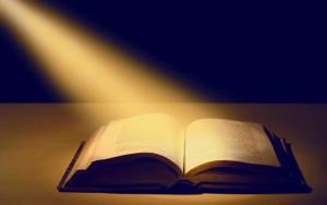 Фото: Ветхий Завет, освященный светом