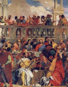 Христос в Кане Галилейской